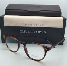 New OLIVER PEOPLES Eyeglasses RILEY R DM OV 5004 1007 47-20 Dark Mahogany w/Demo