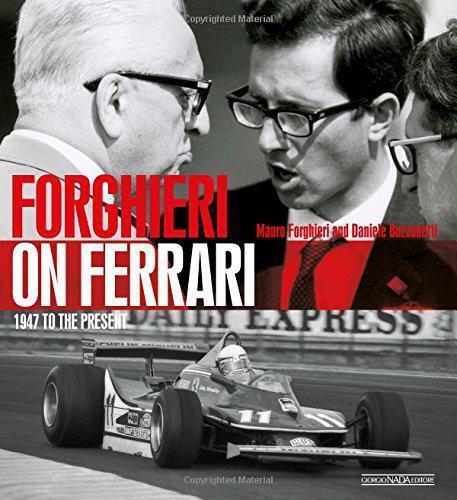 Forghieri su Ferrari da Buzzonetti, Daniele, Nuovo Libro ,Gratuito & , ( Ha