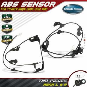 A-Premium ABS Wheel Speed Sensor for Toyota RAV4 2006-2012 Front Right Passenger Side