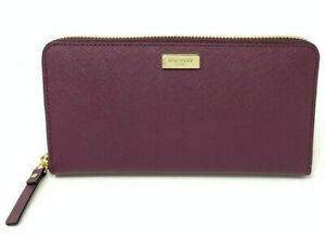 FREE-with-200-PURCHASE-NWT-Kate-Spade-Neda-Leather-Wallet-while-supplies-last