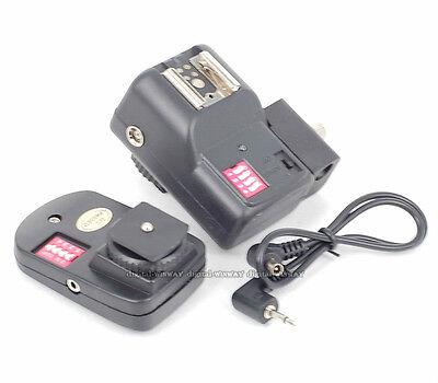 PT-16 NE 16 Channels Wireless/Radio Flash Trigger with Umbrella Holder for Canon