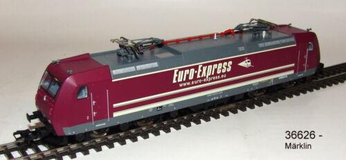 "Märklin 36626 E-Lok BR 146.0 /""Euro Express/"" mfx Sound Metall #NEU in OVP#"