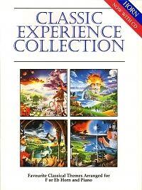 Classic Experience Collection Horn Eb Ou F + Cd-afficher Le Titre D'origine