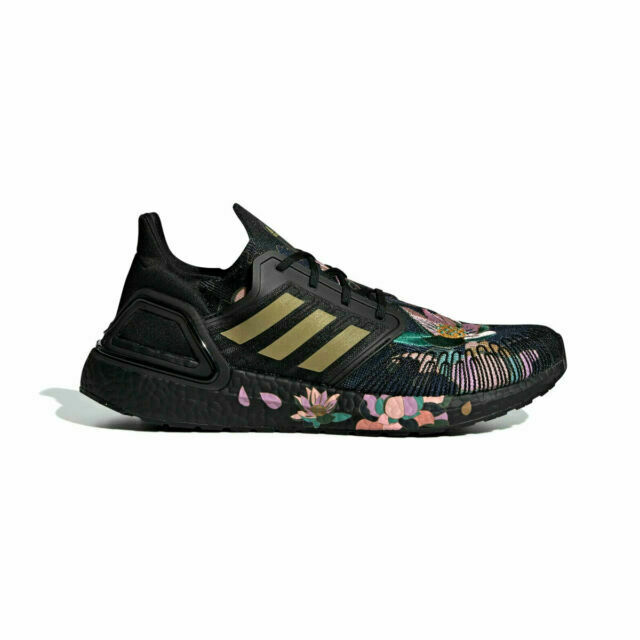 Size 10 - adidas UltraBoost 20 Chinese New Year - Floral 2020
