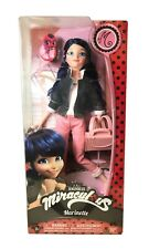Brand New in Box DAMAGED BOX Bandai Miraculous MARINETTE Fashion Doll