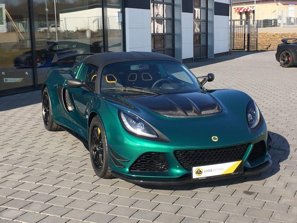 Lotus Exige 3,5 S 2d
