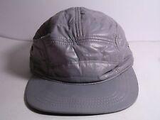 Grey New Era Winter Jacket Baseball Cap