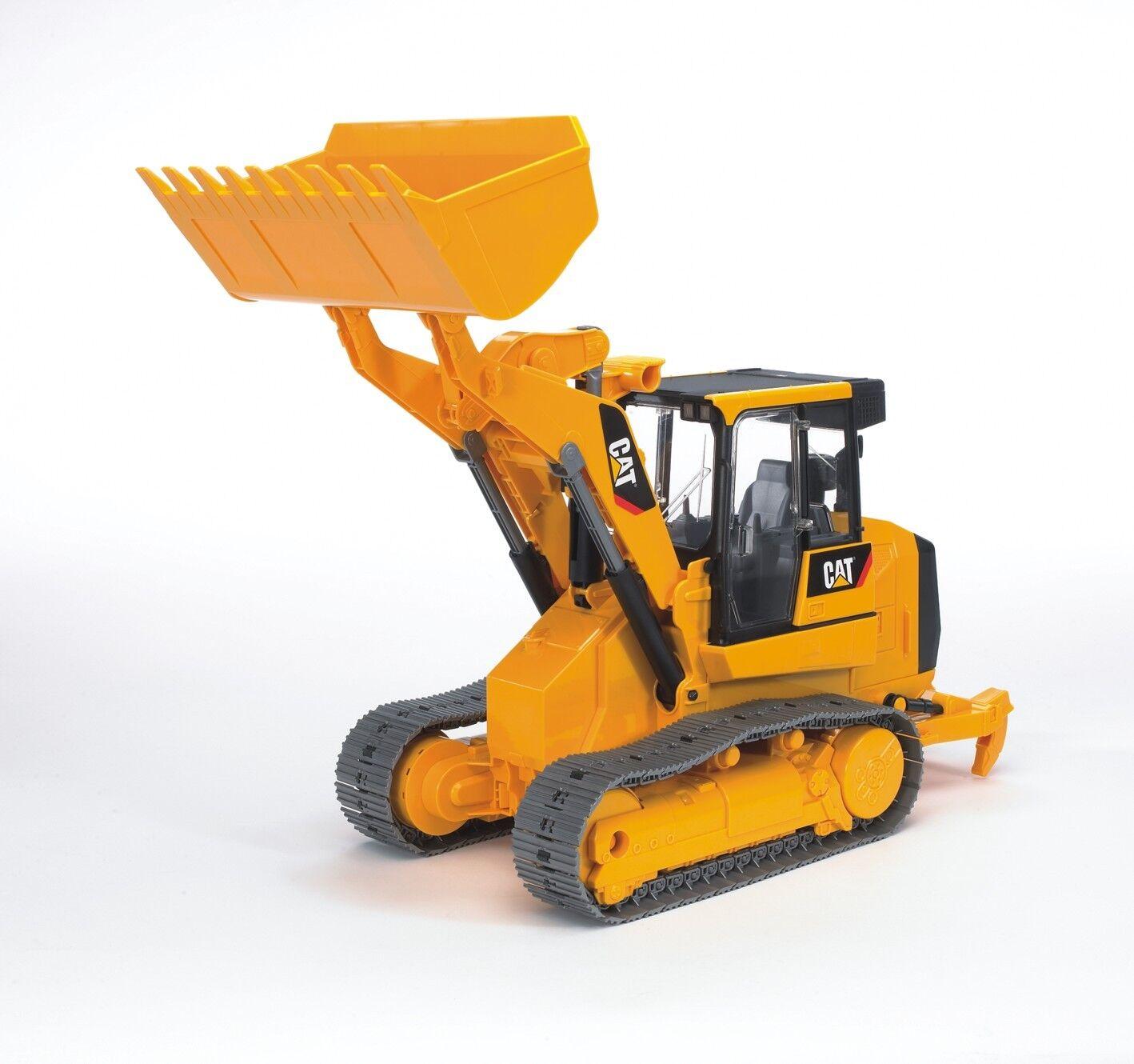 Bruder 02447 Kettenlader Kettenlader Kettenlader Raupe Bulldozer CAT für die Baustelle Bworld e9730d