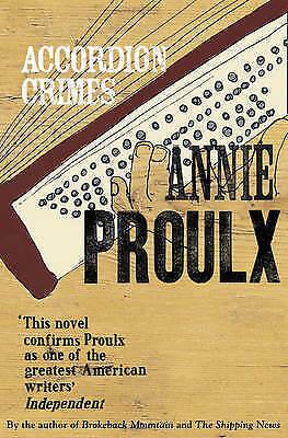 1 of 1 - Accordion Crimes,Proulx, Annie,Excellent Book mon0000088526
