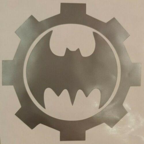 Murder Machine Logo Vinyl Sticker Decal home laptop choose size//color Batman