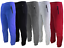 thumbnail 1 - JOGGERS SWEATPANTS MEN'S CASUAL SLIM-FIT FLEECE PANTS WITH ZIPPERS ON POCKETS