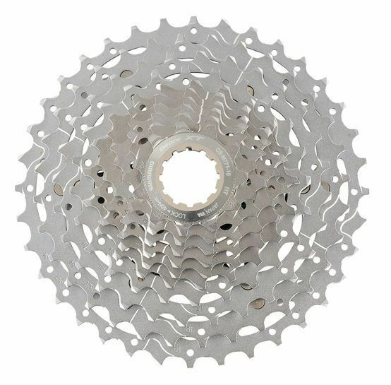 Shimano Deore XT MTB Bike Bicycle Cassette 10 Speed 11 32T 11 34T 11 36T CSM771
