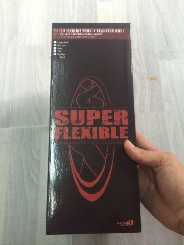 Phicen Super-Flexible Seamless MID bust body w// Steel Skeleton Suntan S02A