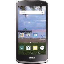 LG TFLGL43AGP4P Tracfone Rebel 4G LTE GSM WiFi 8GB 1.1GHz BT 4.1 Smartphone