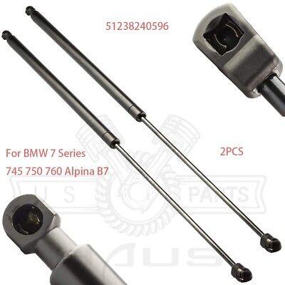 2 Front Hood Lift Support Shock Strut for BMW E65 E66 745i 750i 760i 51238240596
