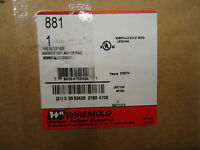 Wiremold 881 Pvc Outlet Box - Reduced Shipping For Each Additional Purchased