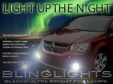 2008-2016 Dodge Grand Caravan Xenon Halogen Fog Lamps Driving Lights