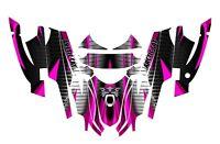 Arctic Cat Sabercat Firecat Graphics 2003 - 2006 F5 F6 F7 1900 Hot Pink