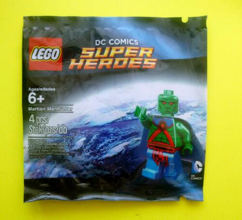 Lego 5002126 Martian Manhunter Limited Edition DC Comics Super Heroes Polybag