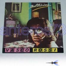 """VASCO ROSSI """"BOLLICINE"""" RARO LP ORIZZONTE ORL8882 - SIGILLATO"""