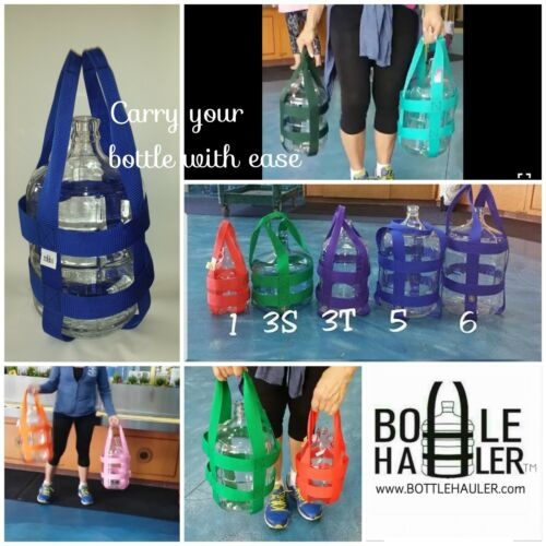 3 Gallon Royal Blue TALL Water Bottle Carrier Bottle NOT INCLUDED.