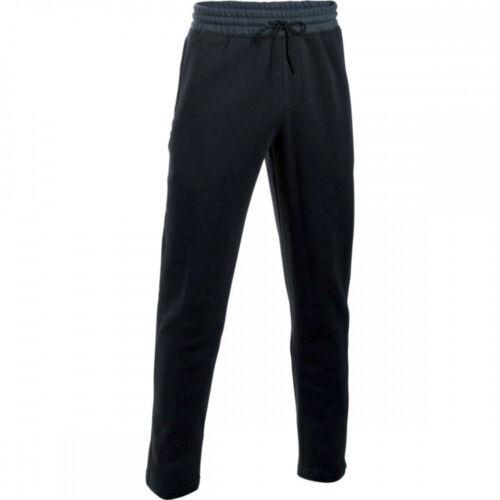 Black Men/'s Under Armour UA SC30 Basketball Essentials Trousers Large New