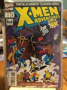 MARVEL COMICS: X-MEN ADVENTURES SEASON II.  #1.    W8