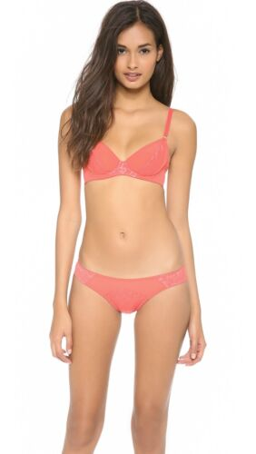 Details about  /L/'Agent by Agent Provocateur ADELA Plunge Bra 32A NWT Rouge Red Orig $74