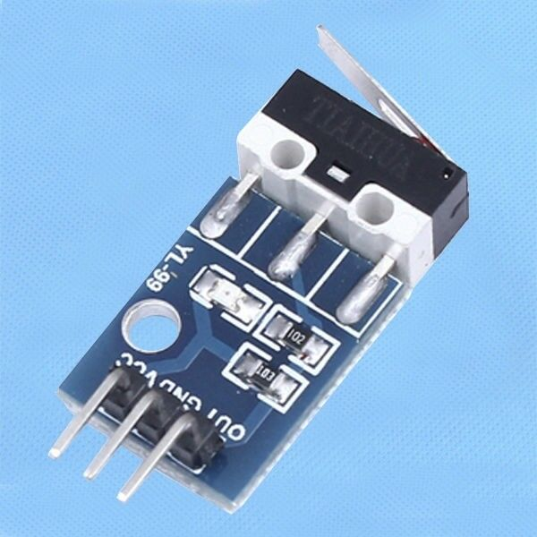 Collision Switch Limit switch Travel Switch for Robot Arduino Raspberry pi
