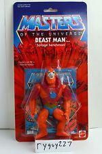 MOTU, Commemorative Beast Man, MISB, sealed, MOC, Masters of the Universe He-Man