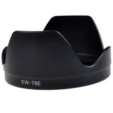 EW-78E Lens Hood For Canon EF-S 15-85mm F/3.5-5.6 IS UK Seller