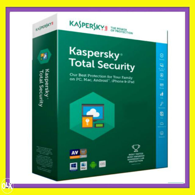 kaspersky total security 2018 free download for android
