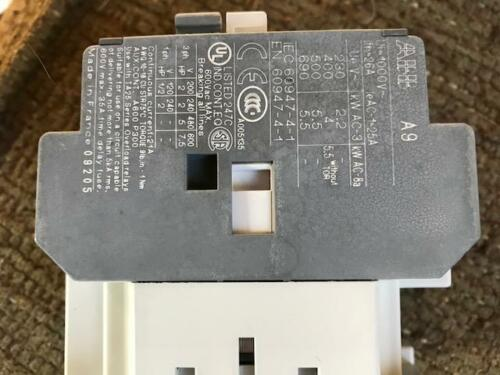 ABB CONTACTOR A9-30-10 1SBL141001R 3410  208V60Hz BRAND NEW IN BOX