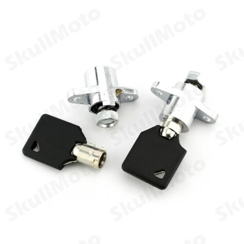 Hard Saddlebag Lock Key Set  For Harley 2014 2015 2016 Touring Road King FLHT//R
