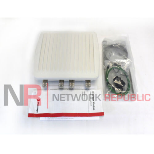 Enterasys WS-AP3660 Dual Radio 802.11 a//b//g//n Outdoor Wireless Access Point