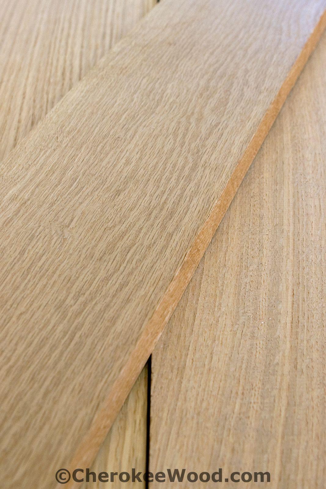 25 Board Feet White Oak Rift & Quarter Sawn Lumber 4 4