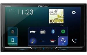 "Pioneer SPH-DA230DAB Car Stereo with Apple CarPlay Bluetooth MP3 7"" Screen"
