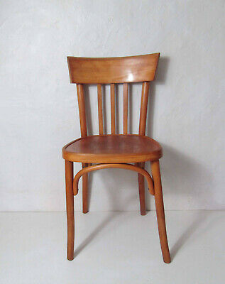 ancienne chaise BAUMANN bistrot vintage format adulte | eBay