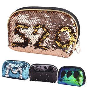 Fashion-Sequin-Pencil-Case-Cosmetic-Makeup-Coin-Pouch-Storage-Zipper-Purse-Bag