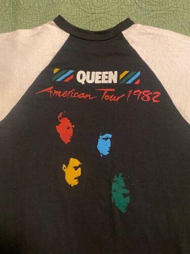 Queen American Tour 1982 Concert Shirt