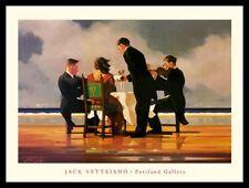 Jack Vettriano Elegy for a dead Admiral Poster Bild Kunstdruck & Rahmen 60x80cm