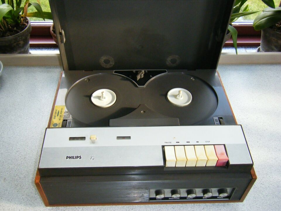 Spolebåndoptager, Philips, EL3556a/17