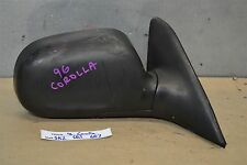 1993-1997 Toyota Corolla Right Pass OEM Manual Side Mirror 07 5K2