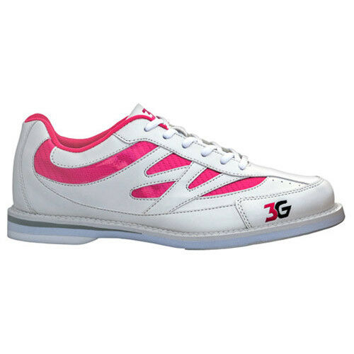 Womens 900 Global 3G CRUZE Bowling shoes color White Pink