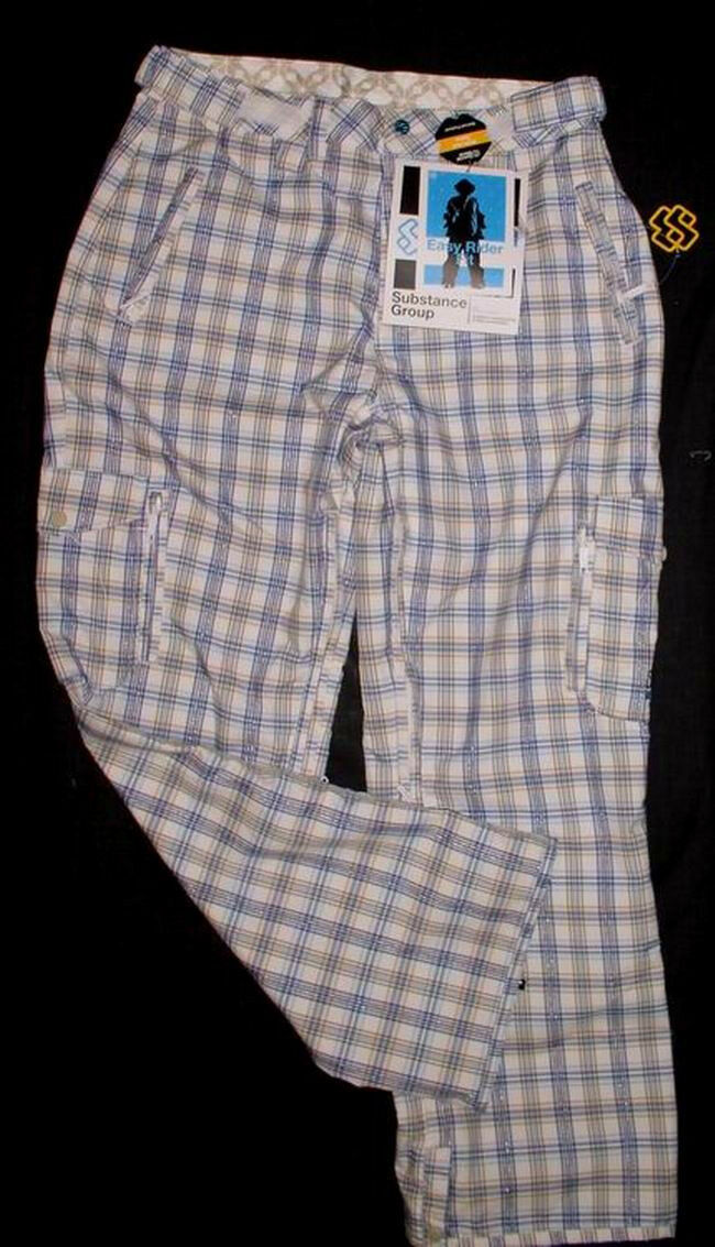 15.OOOmm 1o.OOOg NEW SPECIAL BLEND WOMENS FOXY INSULATED SNOWBOARD PANTS M
