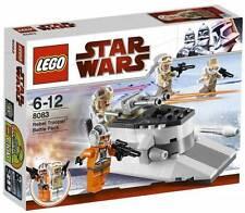 8083 REBEL TROOPER BATTLE PACK star wars lego NISB new legos set