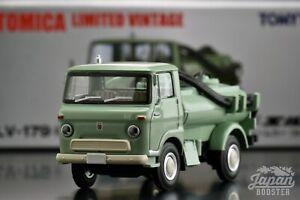 Tomica Limited Vintage NEO LV-178a ISUZU ELF 64/' 1//64 Tomy Diecast Car NEW
