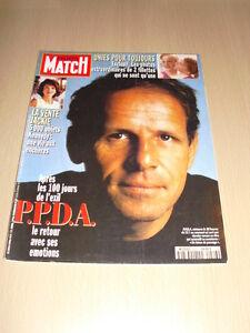 PARIS-MATCH-N-2446-avril-1996-Patrick-Poivre-D-039-Arvor