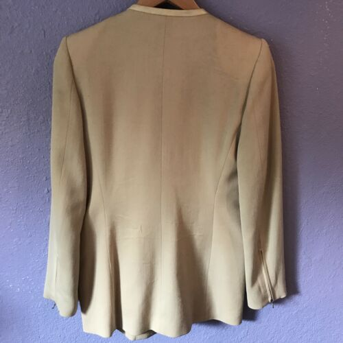 Lommer 980 W Zip Jacket Bui France 4 Creme Barbara Gorgeous 36 Tx1nZag