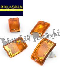 8648 - KIT FRECCE COMPLETE ANTERIORI E POSTERIORI VESPA 50 125 PK XL N V RUSH FL